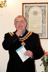 George Tolley(Spennymoor Town Mayor)