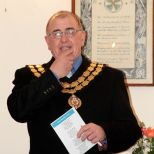 George Tolley(Spennymoor Town Mayor)