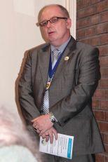 Mark Bradley(NDC President)
