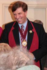 Minister David Bruton(SNU President)