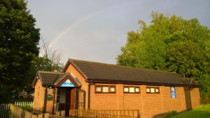 Spennymoor Spiritualist Church - Summer Rainbow
